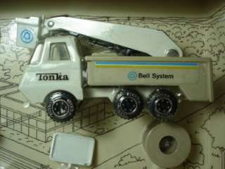 TONKA 1980 BELL TELEPHONE EMERGENCY REPAIR SET 1001 MIP