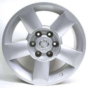 18 Inch Nissan Armada Titan Silver Oem Wheel #62438