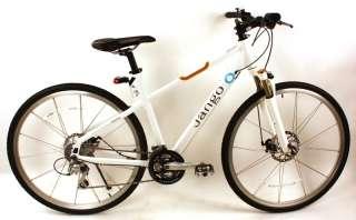 Jango Lg Hybrid Comfort Cross Bike 700c Disc Brakes New