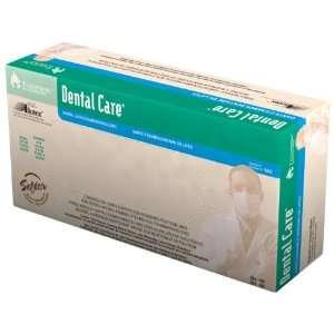 Tillotson Dental Care Latex Exam Gloves, Small, 100 Count
