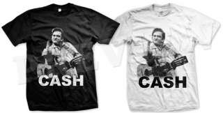 New JOHNNY CASH Photo Middle Finger T   Shirt S   3XL