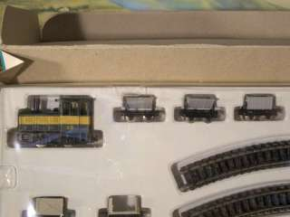 HO 187 ROCO Minitrains 3068 Vintage Set NARROW GAUGE PLYMOUTH DIESEL