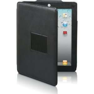 . FLIP LEATHER CASE WITH STAND FOR IPAD2 TABPEN. Leather Electronics