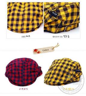 New Japan Stylish Baby Child Boys Girls Caps Hats Beret