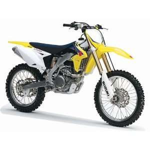 New Ray Toys 16 Scale 2010 Suzuki RMZ450 Dirt Bike 49263 Automotive