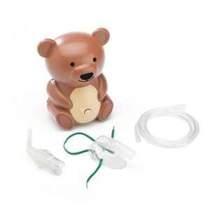 Invacare Pediatric Childrens Teddy Bear Nebulizer Kit