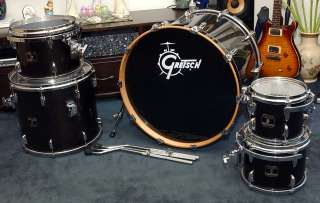 GRETSCH RENOWN MAPLE 5 PIECE DRUM SER GREAT