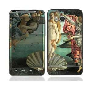 Birth of Venus Protective Skin Cover Decal Sticker for HTC