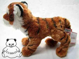 Goldenrod Tiger Bengal Plush Toy Stuffed Animal Douglas Cuddle