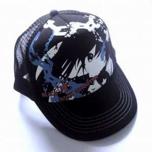 Black Rock Shooter Baseball Cap Hat