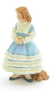 dollhouse miniature EMILY DOLL PEOPLE CUTE FIGURE NEW