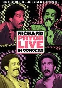 Richard Pryor   Live in Concert DVD, 2006