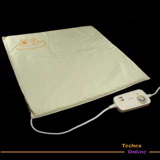 Heat Heated Heating Pad for Pet Dog Cat Mat Bed 40x40cm