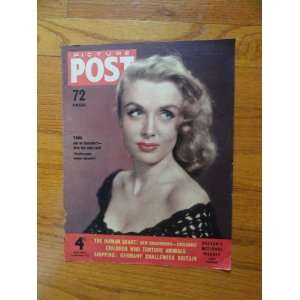 Picture Post Magazine November 26, 1955 (Cover and matching double