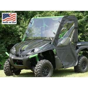 Kawasaki Teryx Door/Rear Window Combo by GCL UTV Automotive
