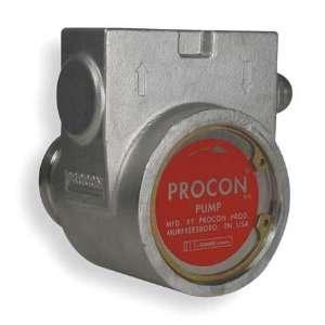 PROCON 115B240F31BA 250 Rotary Vane Pump, 1/2 In, 260 GPH
