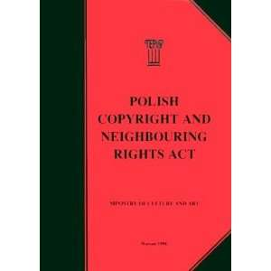 Polish Copyright and Neighbouring Rights Act