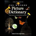 Oxford Picture Dictionary English/Spanish (ISBN10 0194351882; ISBN13