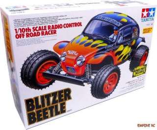 10 Tamiya 58502 RC Blitzer Beetle 2011 Off Road w/ESC