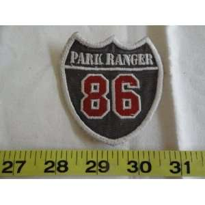 Park Ranger 86 Patch: Everything Else