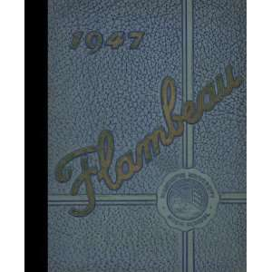1947 Yearbook Staff of Marquette University High School Books
