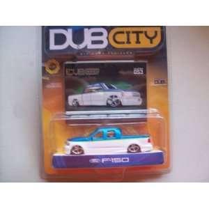 Jada Toys Dub City Ford F 150: Toys & Games