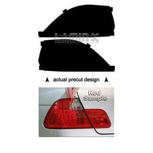 VI Sportwagen (11  ) Tail Light Vinyl Film Covers ( RED ) by Lamin x