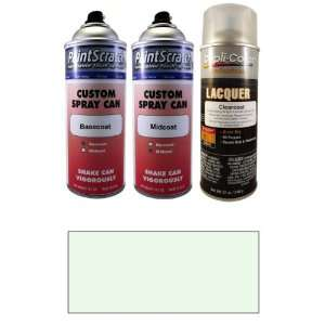 Tricoat Spray Can Paint Kit for 2012 Honda Pilot (NH 603P): Automotive