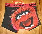 animal from the muppets older boys and mens boxer short