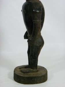 Superb Old African Tribal Art TABWA Ancestor Figure Collectible