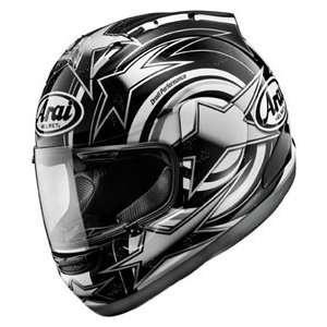 Arai Corsair V Edwards Black Full Face Motorcycle Riding Race Helmet