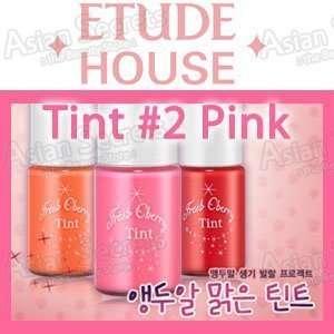 ETUDE HOUSE Fresh Cherry Lip Tint #2 Pink