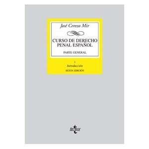 Introduccion (Spanish Edition) (9788430941490) Jose Cerezo Mir Books