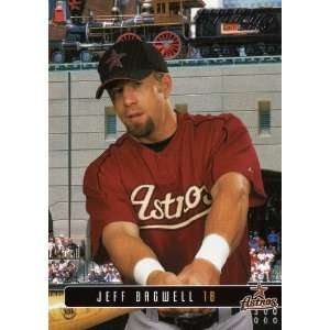 2003 Donruss Studio #131 Jeff Bagwell Sports Collectibles