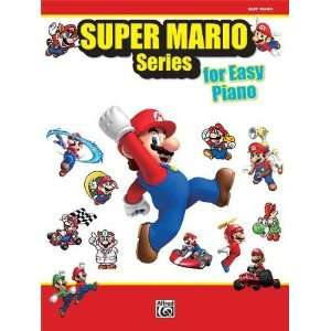 Super Mario Series for Piano: Easy Piano [Sheet music