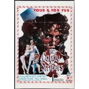 Candy Stripers Poster Movie C (27 x 40 Inches   69cm x
