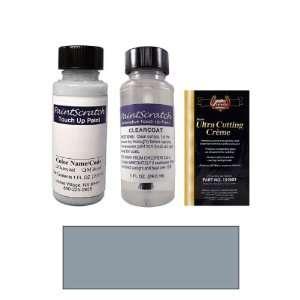 1 Oz. Medium Steel Blue Metallic Paint Bottle Kit for 2004