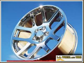 22 Dodge RAM 1500 SRT10 OEM Chrome Wheels Rims