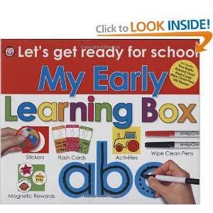 My Early Learning Box (9780312499013): Roger Priddy: Books