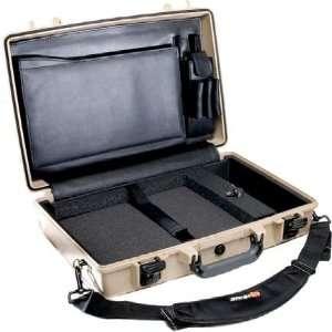 Pelican CC1 Deluxe Notebook Computer Case   Desert Tan