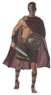 Spartan Warrior Mens Spartan Halloween Costume