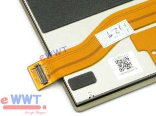 LCD Display Screen Repair Part + Tools for SONY PSP GO