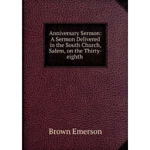 sermon [microform] : a sermon delivered in the South Church, Salem