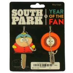 South Park Kenny and Cartman Car Truck SUV Key Chain Caps