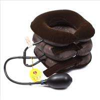 Three Layers Cervical Air Neck Traction Neckease Support Brace