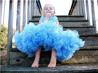 Pettiskirt bow Ballet Skirt child kids baby toddler girl Tutu 1 7 yrs