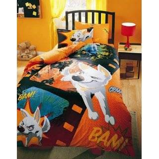 DISNEY BOLT KIDS BOY CHILDREN BOUTIQUE BEDDING SET