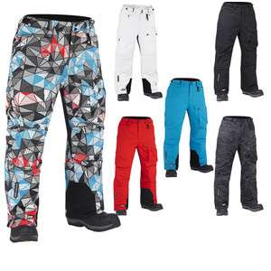 NON CURRENT SKI DOO MENS MCODE SNOW PANTS