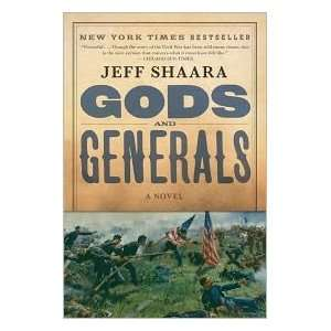 Gods and Generals Publisher Ballantine Books Jeff Shaara Books