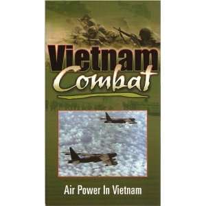 Vietnam Combat Air Power In Vietnam [VHS Tape] by Entertainment